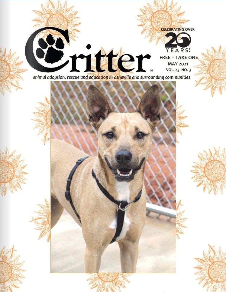 Critter Magazine May 2021